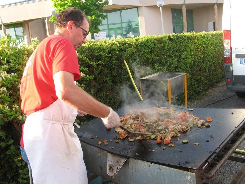 Bodega fiesta for Legumes a la plancha