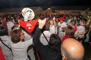 Ambiance de feu a Bodega Fiesta